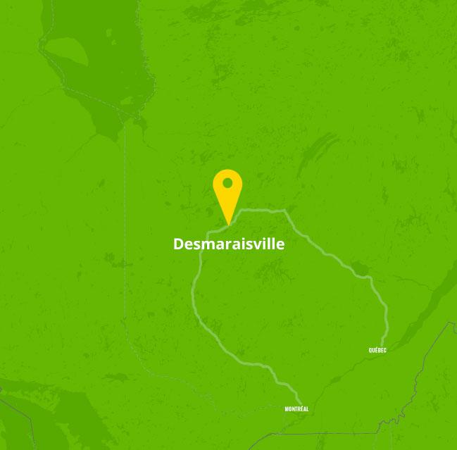 Desmaraisville